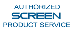 Authorized SCREEN product service